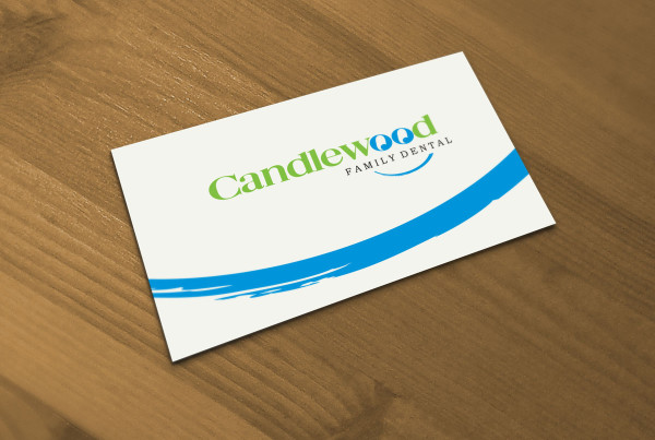 Dental Clinic Logo & Business Card Design