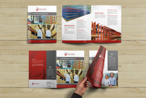 Material Handling Company Booklet