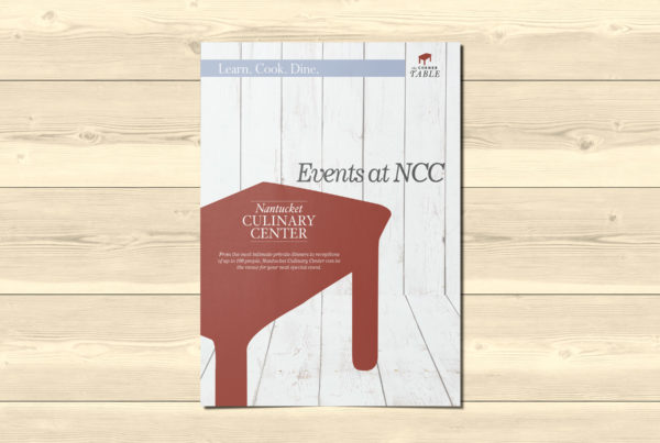 Culinary Center Large Brochure